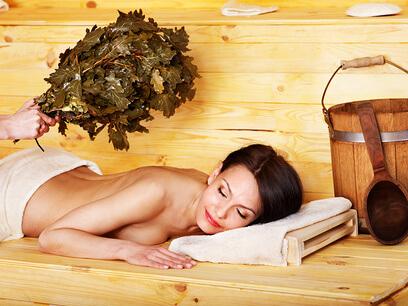 Русская баня и косметологические процедуры