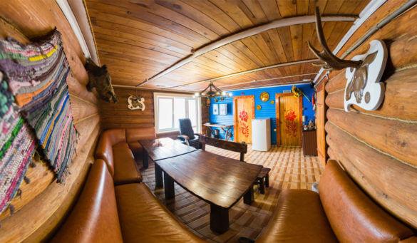 Русская баня Айвенго